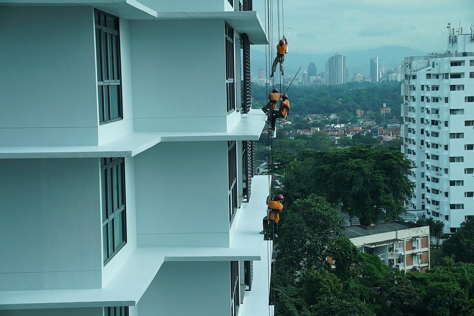 Manutenção das edificações conforme a norma de desempenho